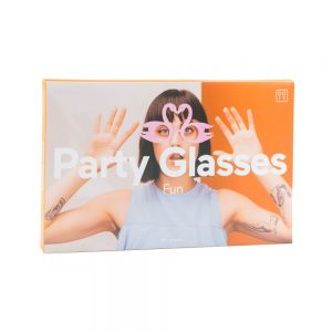 Paper Party Glasses Fun